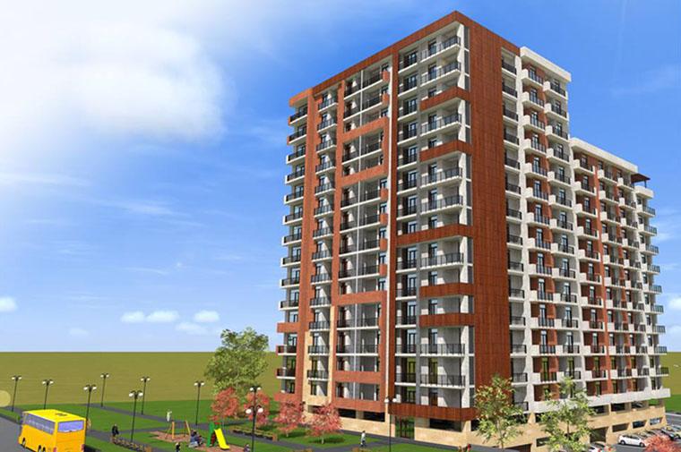 فروش آپارتمان های پروژه ری استارت دیدی دیقومی تفلیس