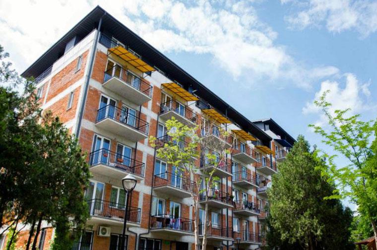 فروش آپارتمان های جیکیا هاوس در تفلیس